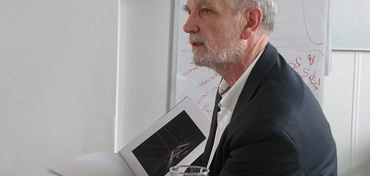 Cyriel Triesscheijn, Anti-Diskriminierungsbüro RADAR, Direktor (Foto von Christian Feister