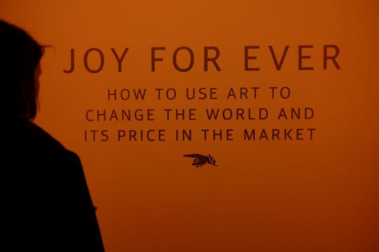 Ausstellung John Ruskin: Joy For Ever in der Whitworth Gallery (c)Frauke Frech