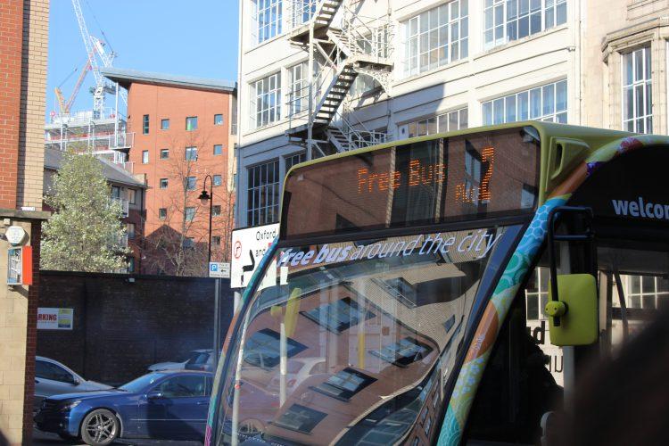 Free public buses (c)Heda Bayer