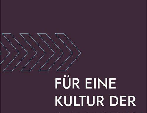 neue unentd_ckte narrative nominiert von der Kulturpolitischen Gesellschaft