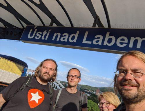 Von Ústí und Prag lernen?! – Bildungsreise: 7.-10. Oktober 2021